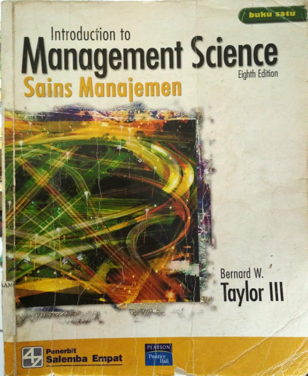 Introduction to Management Science buku 1