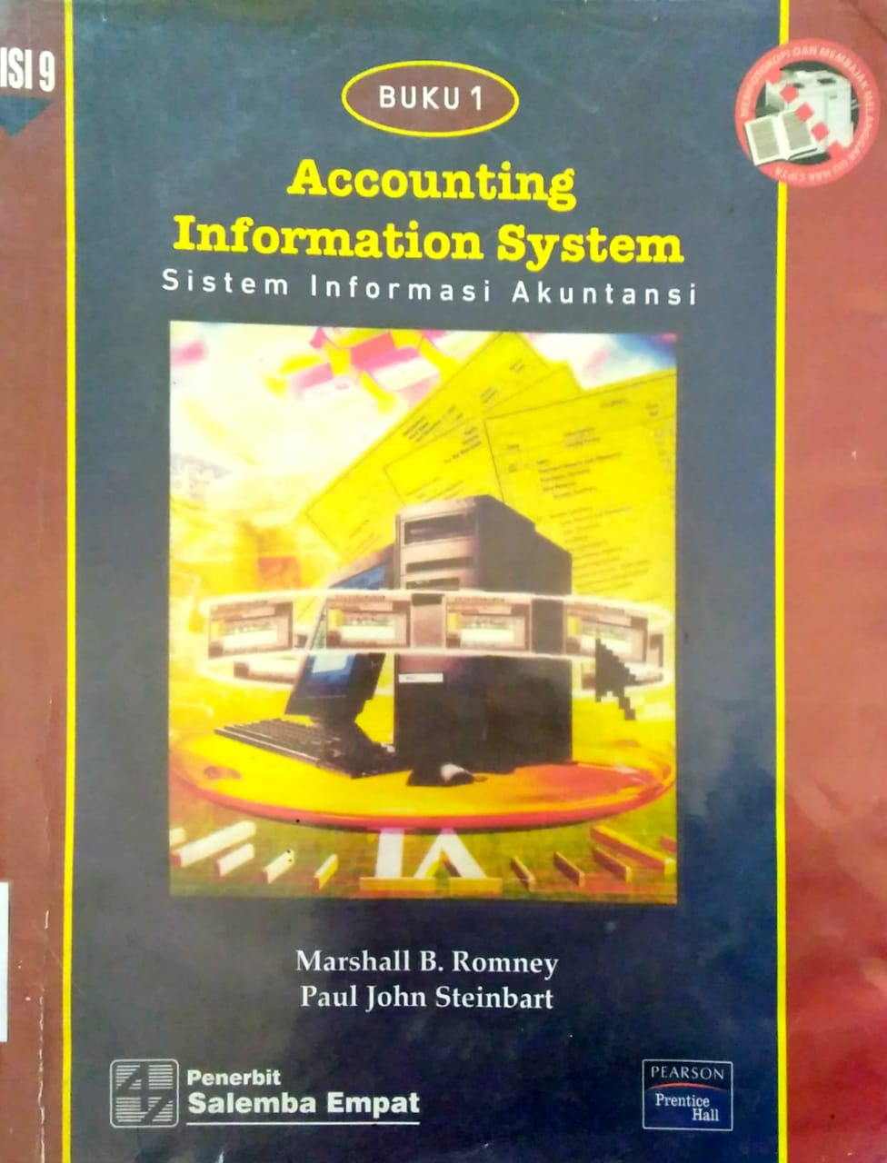 Accounting Information System buku 1